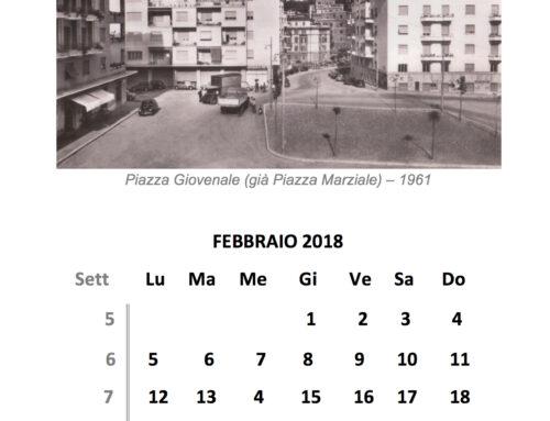 Il Calendario di Pianoterra – Febbraio 2018