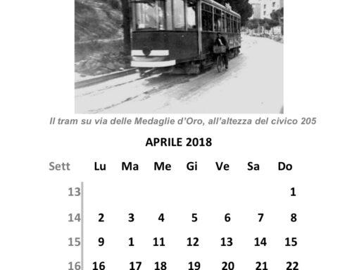 Il Calendario di Pianoterra – Aprile 2018